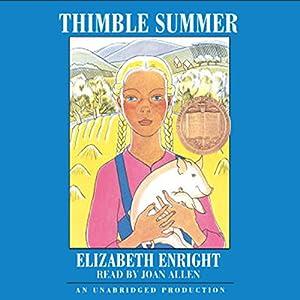 Thimble Summer  Audiobook