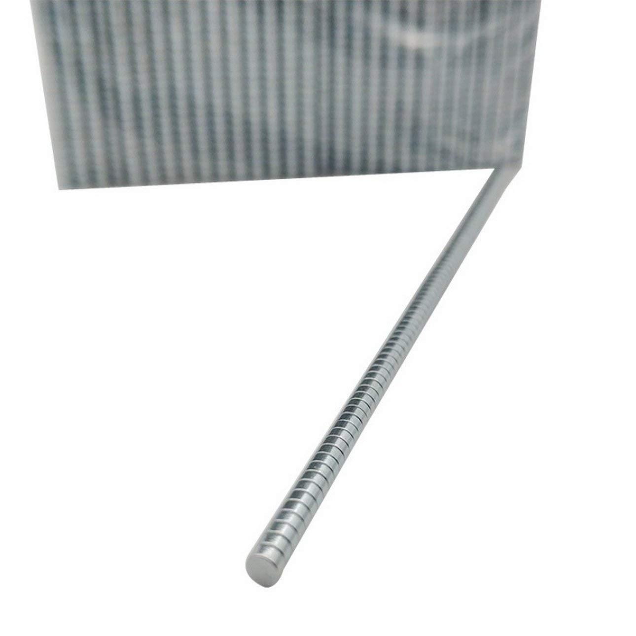 1.5mm Pudincoco 100pcs Aimant Permanent N35 NdFeB Super Forte Puissant Petit Tour Magnet Magn/étique Rond Disque 3