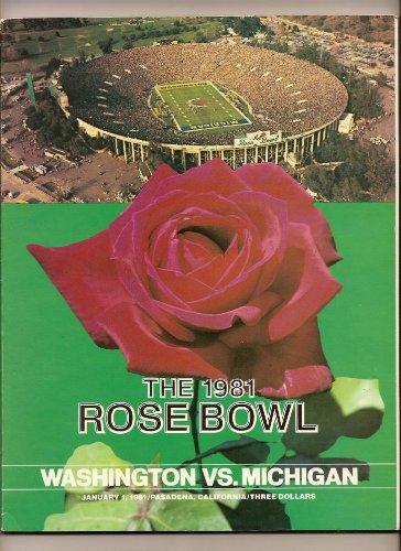 rose bowl game program - 3