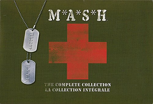 11 Collection (MASH: The Complete Series Collection Seasons 1-11 (DVD 33 Disc Box Set)NEW)
