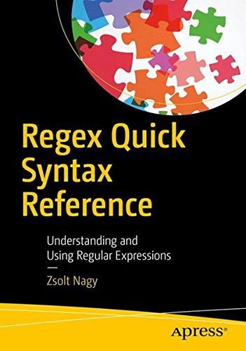 42 Best Regular Expressions Books of All Time - BookAuthority