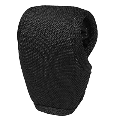 uxcell 11 x 9cm Foam Padded Gear Shift Knob Shifter Cover Sleeve Pad for Car Auto: Automotive