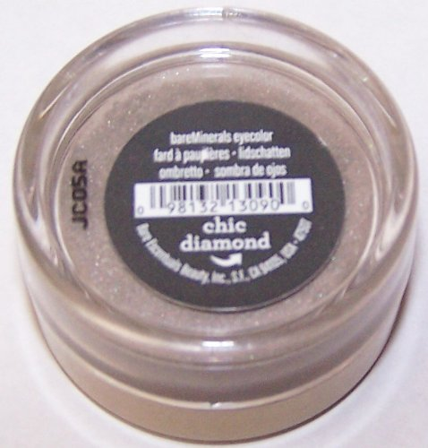 Bare Escentuals Chic Diamond Eye Shadow NEW Sealed .57g