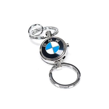 amazon com bmw roundel valet key ring automotive