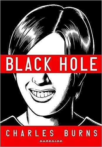 Resultado de imagem para black hole charles burns imagens