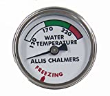 Allis Chalmers Tractor Water Temperature Gauge Replaces 70213675 & 213675