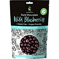 Dr Superfoods Dark Chocolate Coated Blueberry Bliss, 125 g