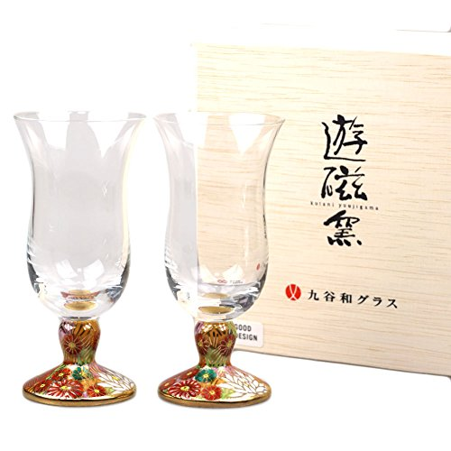 Other Asian Antiques Asian Antiques Efficient Sakura Premium Japonés Vidrio Sake Juego