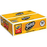 Fritos Corn Chips, Regular, 1 oz Bags (Pack of 50)