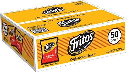 Fritos Original Corn Chips, 1 Ounce (Pack of