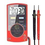 UNI-T UT120C 3 3/4 Auto Ranging Digital Multimeter, AC/DC Current Voltage Tester for Checking Automobile, Motor and Radio Equipment