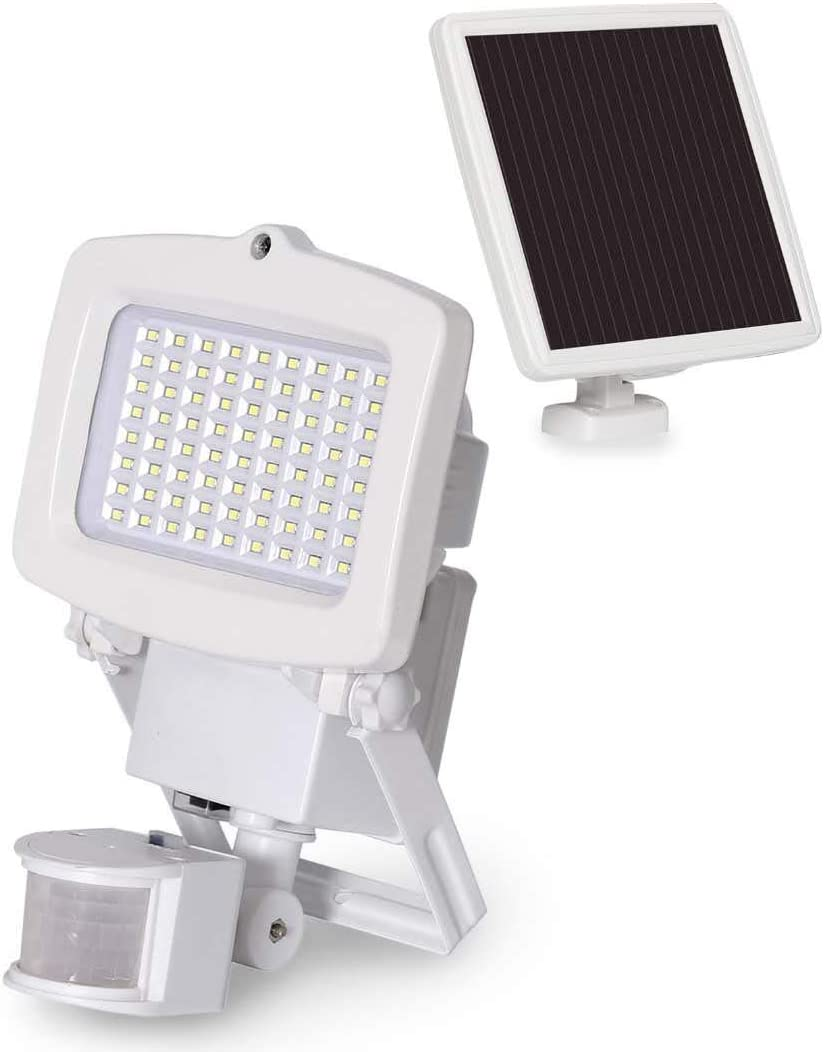 westinghouse solar-powered security lights
