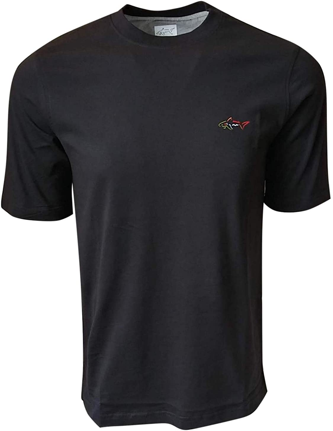 Greg Norman Men's Crew-Neck T-Shirt