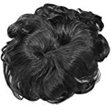 BAAL Hair Patch / Hair Toupee Bollywood Style(Free Front Lace Tape) (10x8, Light Brown)