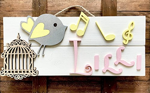 ers Theme Personalized Kids Door Sign; Custom Name Plate ()