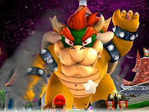 Clip: Bowser Strikes Again - Mario Galaxy Bowser