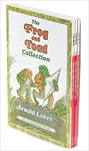 The Frog and Toad Collection Box Set: Includes 3 Favorite Frog and ...