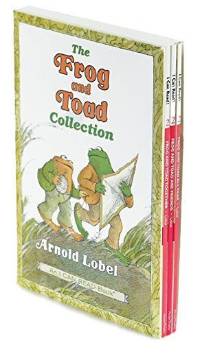 The Frog and Toad Collection Box Set: Includes 3 Favorite Frog and Toad Stories! (I Can Read Level 2)