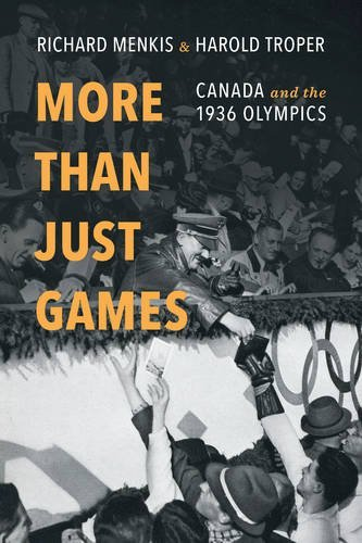 More than Just Games: Canada and the 1936 Olympics pdf epub