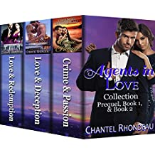 Agents in Love Collection: Prequel, Book 1, Book 2