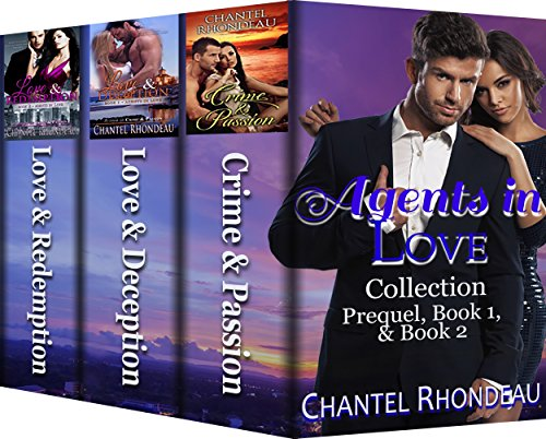 Agents In Love Collection by Chantel Rhondeau ebook deal