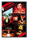 4 Film Favorites: Fantasy Thrillers (Constantine, The Fountain, V for Vendetta, The Wicker Man) by Warner Home Video