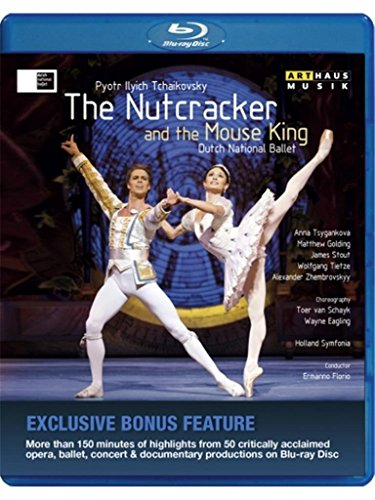 Tchaikovsky: Nutcracker and the Mouse King Special Edition - Exclusive Bonus Feature - Limited Nutcracker Edition
