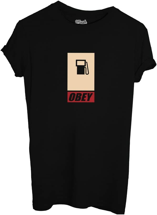POLITCS by Dress Your Style MUSH T-Shirt Obey