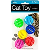 bulk buys Balls with Bells Cat Toys Set