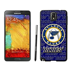 Custom Phone Cases NHL St. Louis Blues Samsung Galaxy Note 3 Case 01_14838 Free Shipping Cell Phone Cases Protector