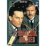 """Adventures of Sherlock Holmes, Vol. 5 (Full Screen)"""