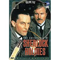 """Adventures of Sherlock Holmes, Vol. 5 (Full Screen)"""