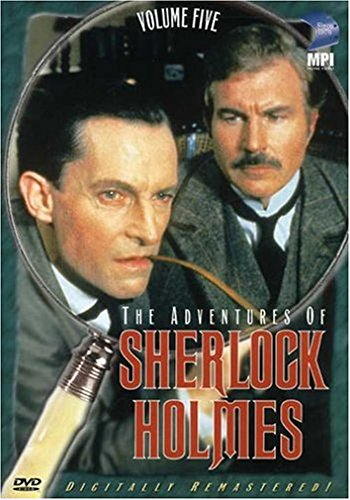 The Adventures of Sherlock Holmes, Vol. 5 (The Resident Patient / The Red-Headed League / The Final Problem)