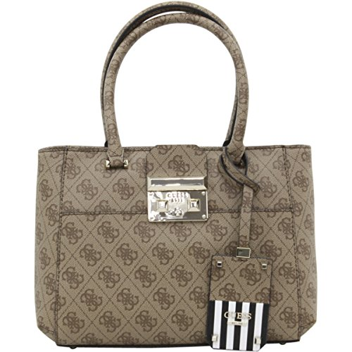 GUESS Martine Small Satchel - Guess Buy