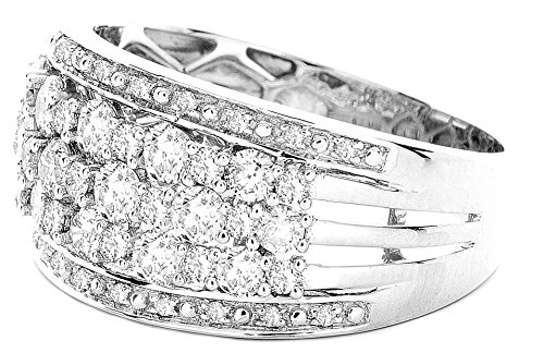 1.50ctw Excellent Cut Round Diamond (H-1 color, i1 - i2 clarity) in 14k Gold Fashion Ring by Zacks Fine Jewelry (Image #1)