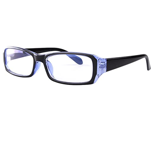 0bf5a4a6c1 YAOSEN Men Women Anti Radiation Glasses Anti Blue Light Glasses Gamer Computer  Eyewear (Blue)