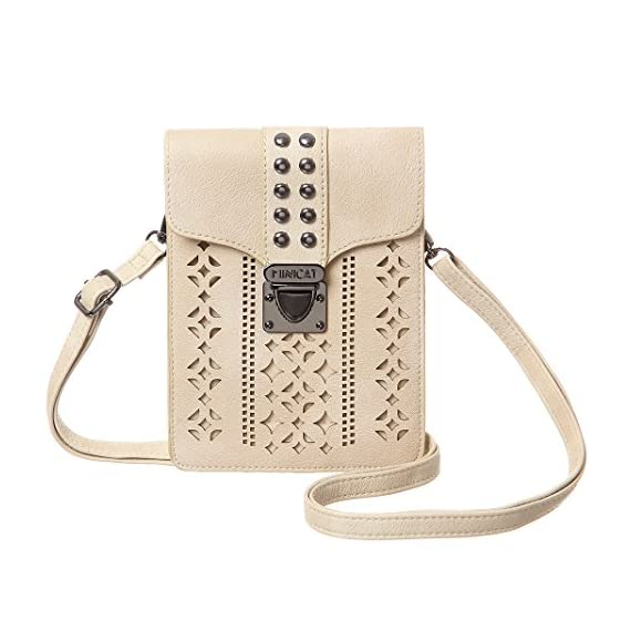 MINICAT-Women-RFID-Blocking-Small-Crossbody-Bags-Cell-Phone-Purse-Wallet-With-Credit-Card-Slots