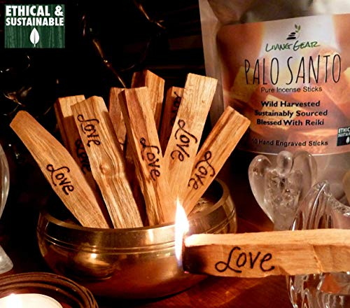 Buy palo santo wood burning sticks