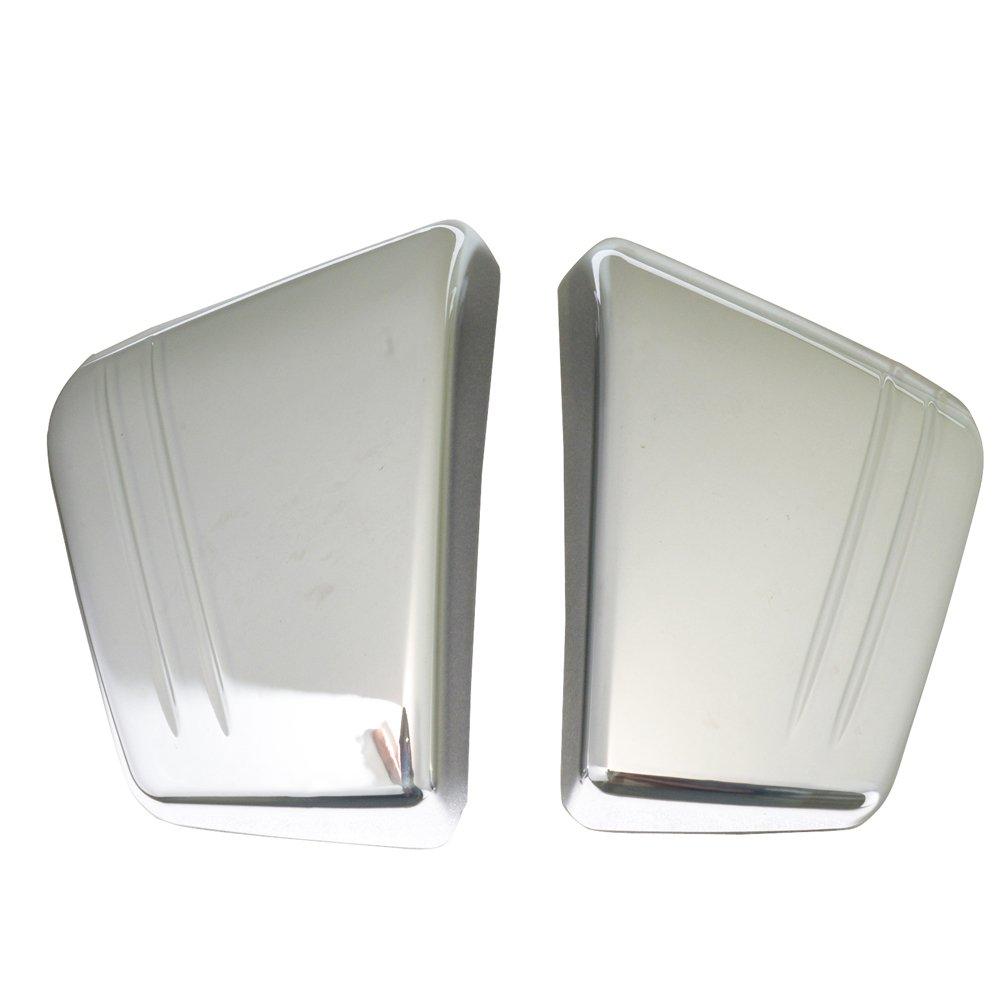 Chrome Fairing Battery Side Cover For Honda VTX 1800 C VTX1800C Custom 2002-2008 2003 2004 2006 2007