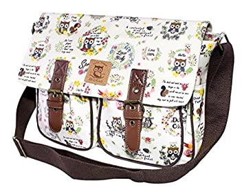 47f6d03390c Buy Dolly Club Cute Design Multipurpose Large Pocket Satchel ...