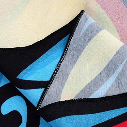 tapete la playa la playa playa al de Tefamore verano de yoga acuáticos deportes Impresión de toallas iris libre de Arco Toalla estera cráneo playa aire de de del Tabla q1qXI
