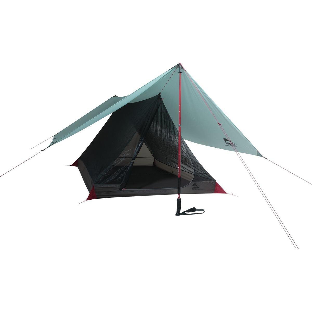 MSR Thru-Hiker Mesh House 2 Shelter Tent, Grey by MSR (Image #2)