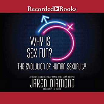 Why is sex fun evolution of human sexuality