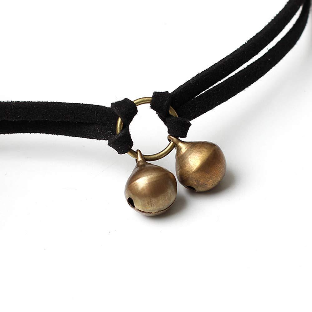 Koolsants Pendant Necklace 1 Pieces Choker Necklace Set Stretch Velvet Classic Gothic Tattoo Lace Choker New Vogue