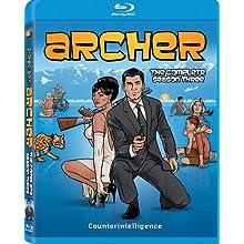 Archer: Season 3 [Blu-ray] (2011)