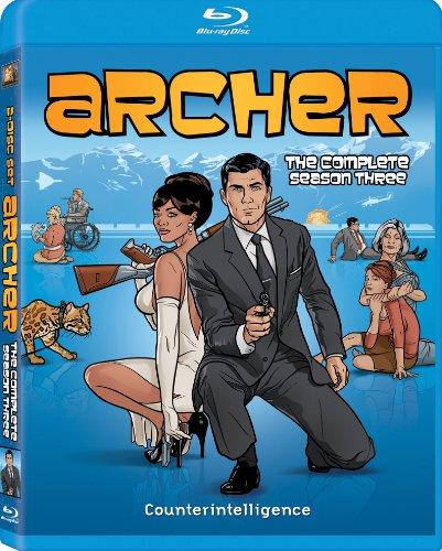 Archer: Season 3 [Blu-ray]