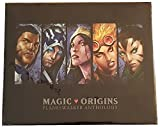 SDCC 2015 Exclusive Magic the Gathering Magic Origins Planeswalker Anthology Hard Cover Art Book