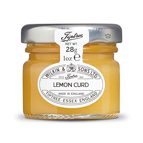 Tiptree Lemon Curd Minis, 1 Ounce (Pack of 72) (Lemon Curd Jars)