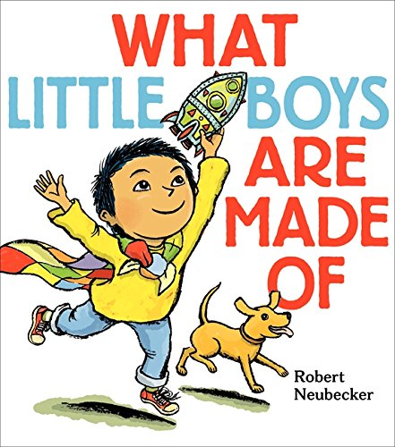 Read Online What Little Boys Are Made Of pdf epub