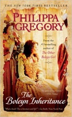 The Boleyn Inheritance The Plantagenet And Tudor Novels 10 By Philippa Gregory